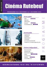 Nov 2013_programme cinéma Rutebeuf Clichy-1