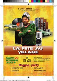 Fete au village_design babatundebanjoko2014
