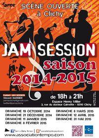 Jam - saison 2014-15