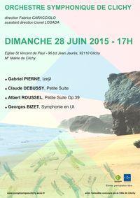Symphonique 28 juin 2015, 17h