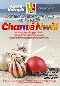 Chanté Nwèl Agora Karayib 12-12-2015