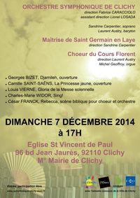 Orchestre symphonique clichy 07 12 2014