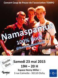 Affiche NAMASPAMUS mai 15 - copie