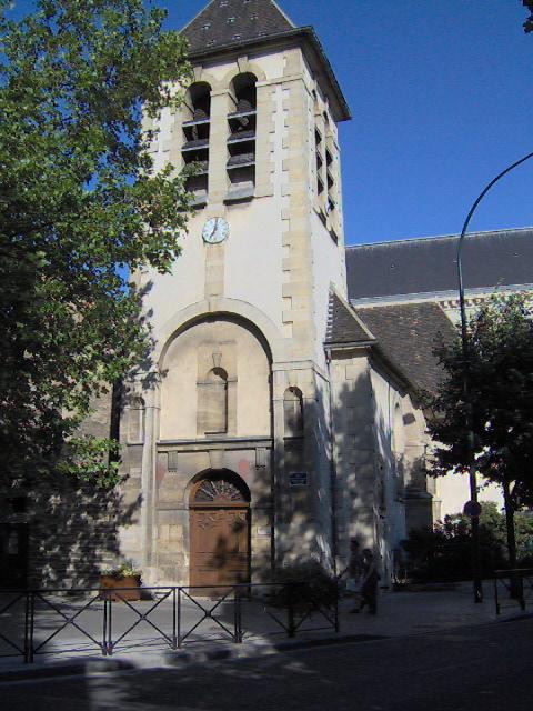 Eglise Saint-Médard (1623-1630)